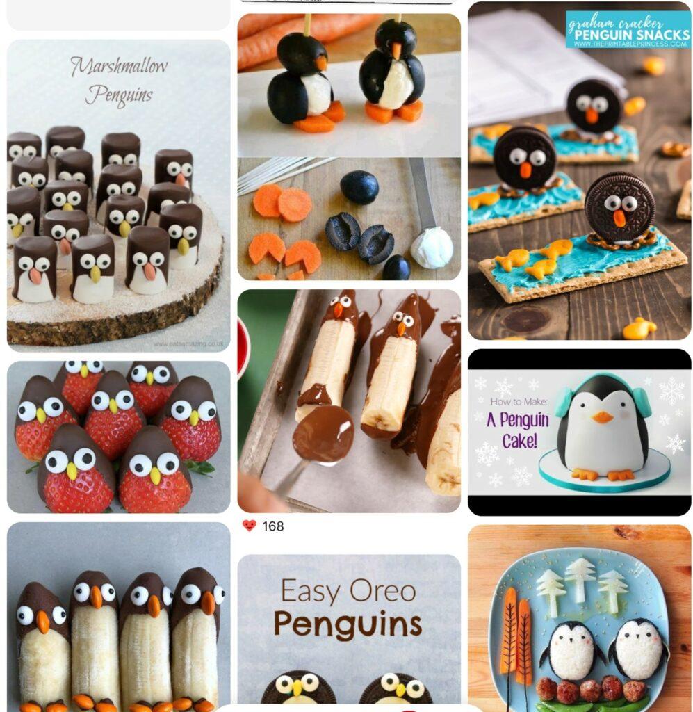 Penguin Treats